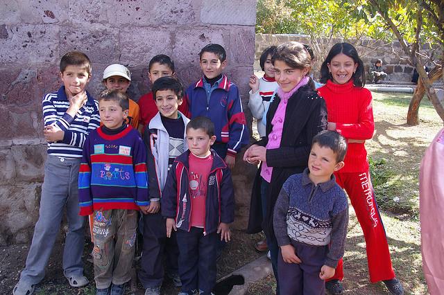 Armenialaiset nimet