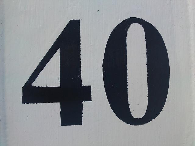 Raskausviikko 40