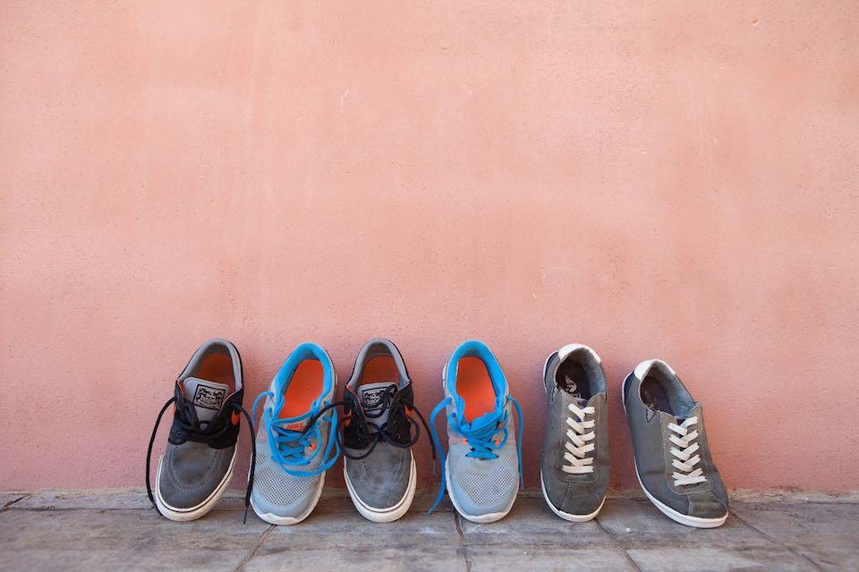 lasten kengat lenkkarit