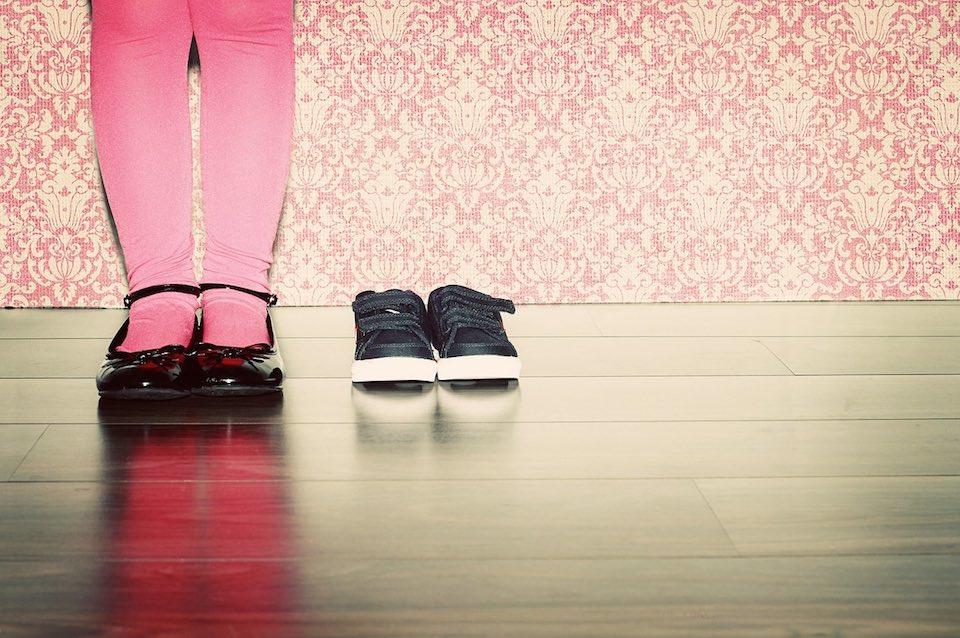 lasten kengat malli