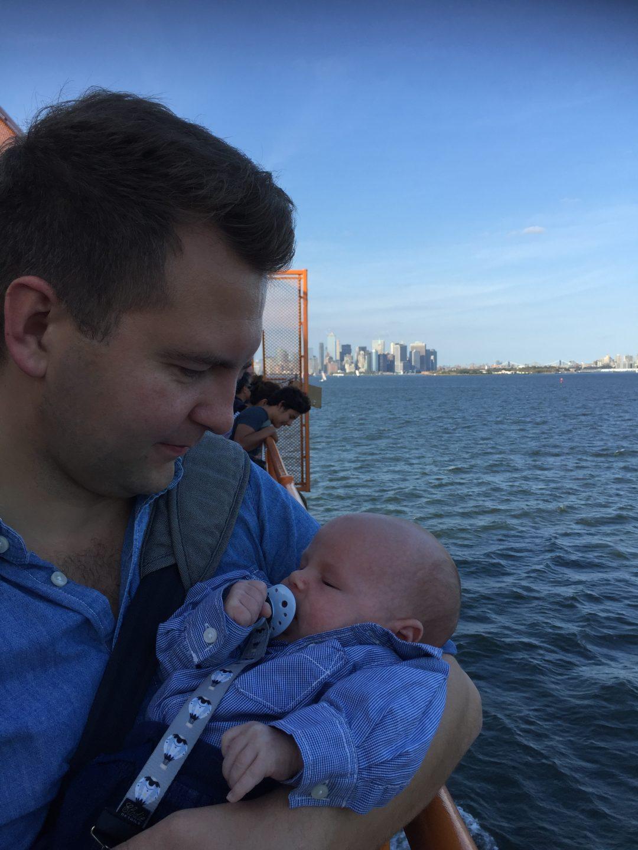 new york vauvan kanssa