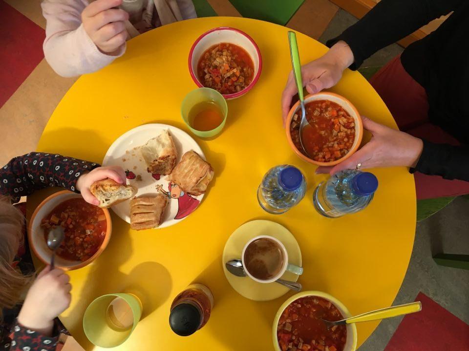 tallinna lapsille museoruoka