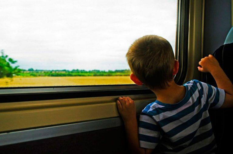 Lapsen kanssa matkustaminen