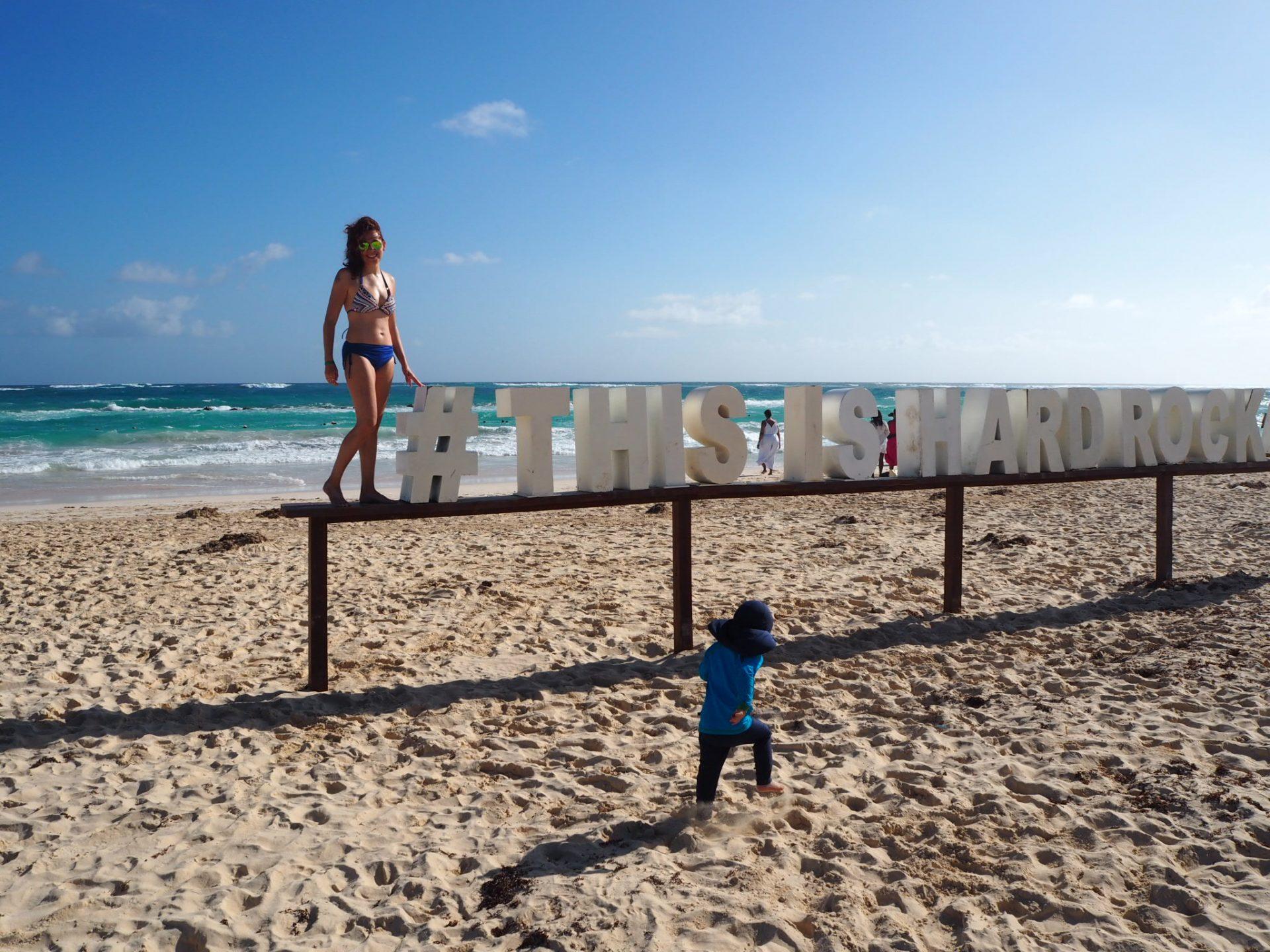 Punta Cana kokemuksia lasten kanssa