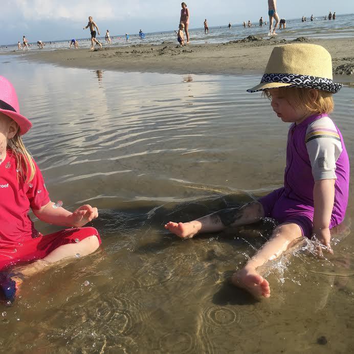 parnu lasten kanssa rannat
