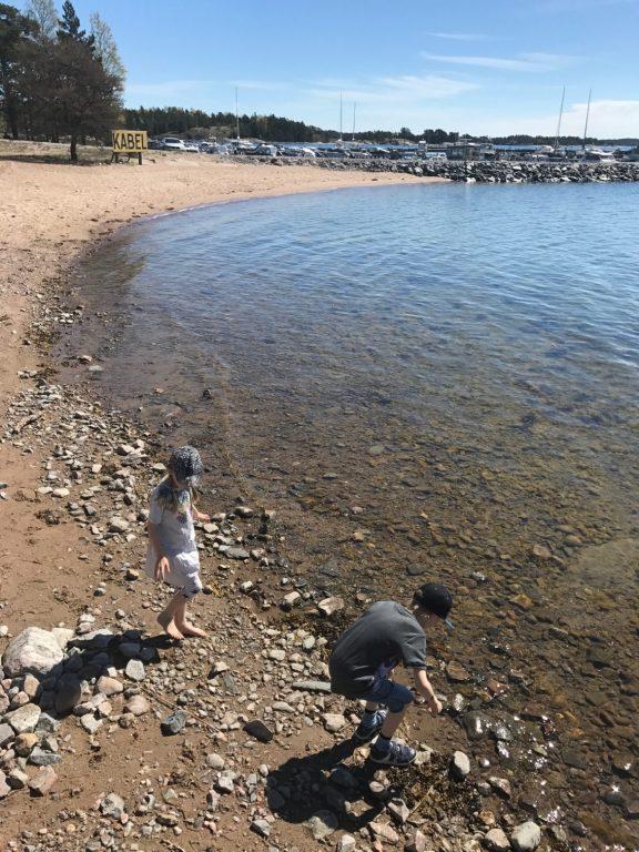 Idyllinen lomakohde kotimaassa-Lillan Kemiönsaari