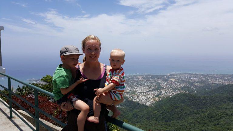 Matkabloggaaja Dominikaanisessa tasavallassa