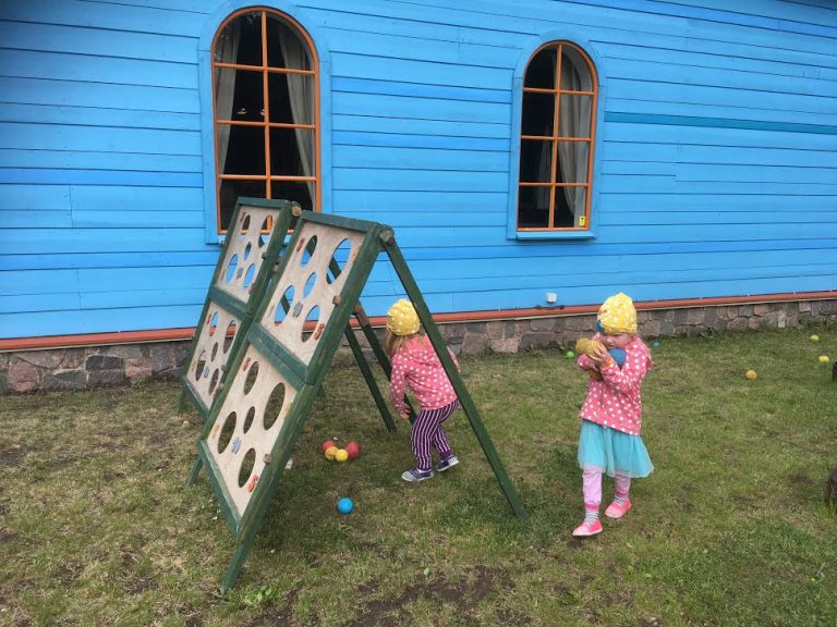 Lottemaa leikkipaikka