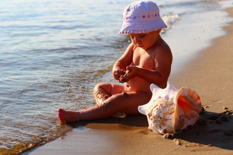 aurinkoihottuma lapsella