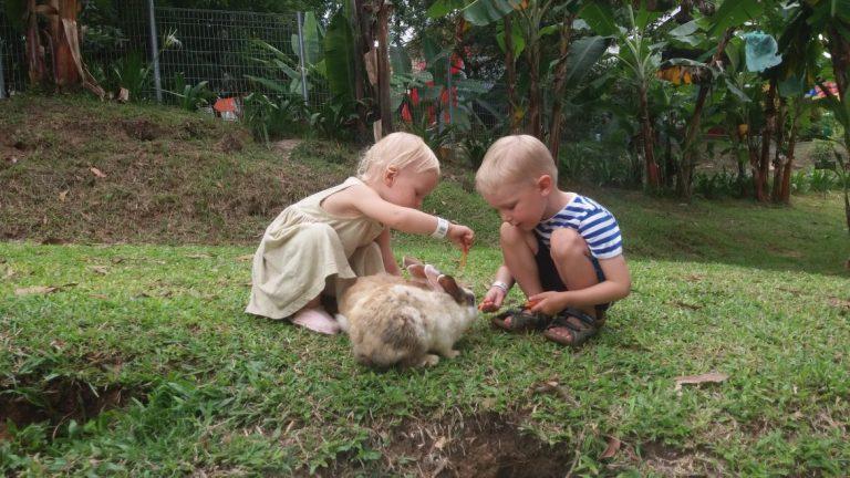 Langkawi lasten kanssa