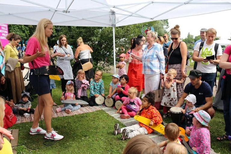 Lasten Festarit ohjelmaa