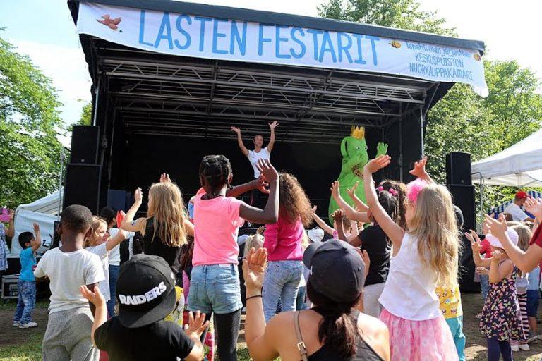 Lasten Festarit su 6.8.2017