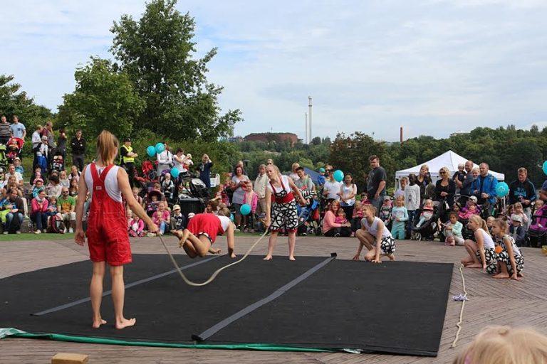 Lasten Festarit su 6.8.2017 ohjelma