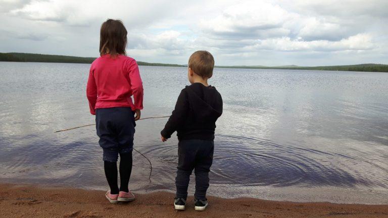 Miekojärvi, Orhinselkä