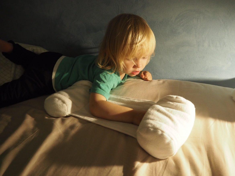 vauvan tyyny