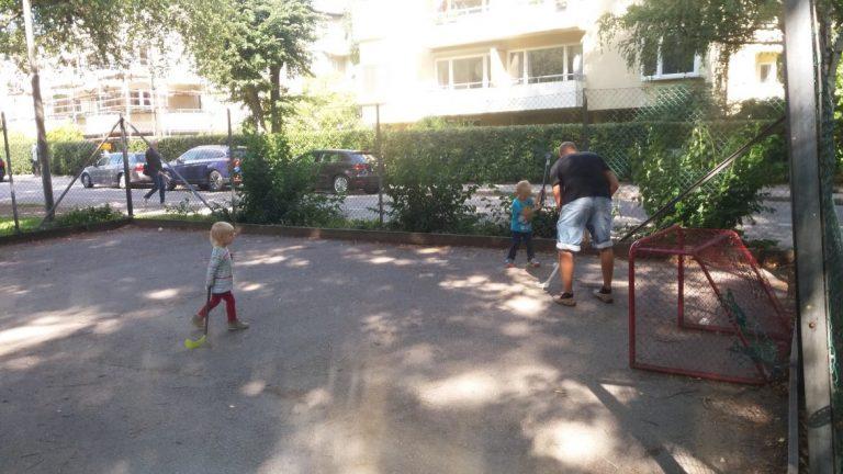 Lasten kanssa Tukholmassa