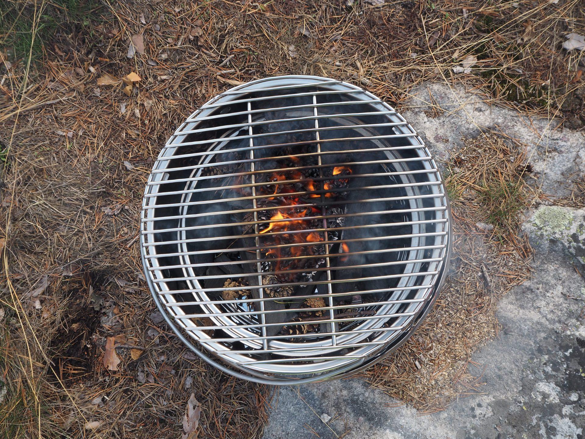 grilli veneeseen