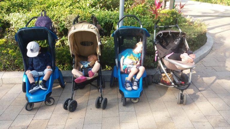 pienten lasten kanssa matkalle