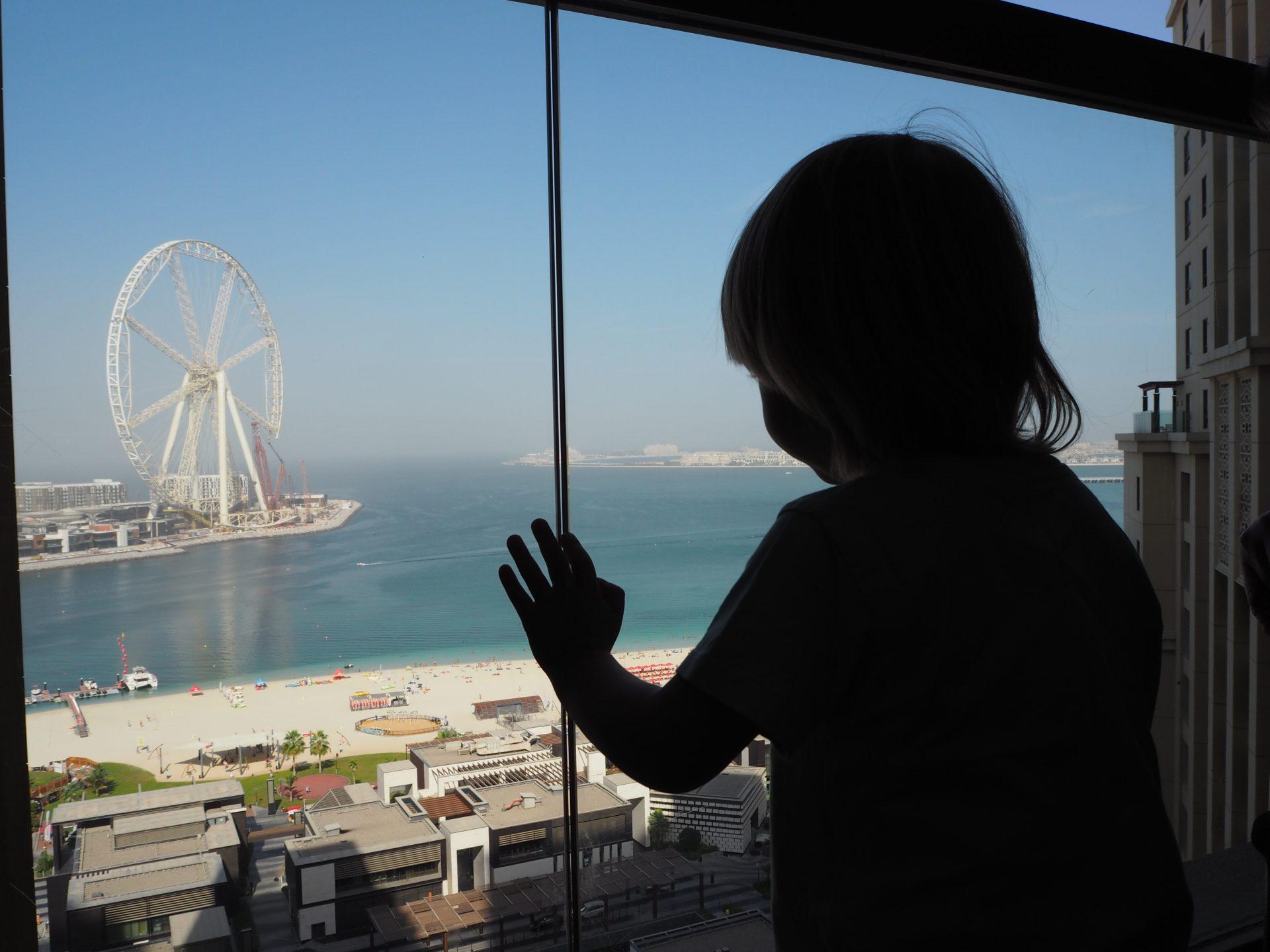 Amwaj Rotana Jumeirah Beach kokemuksia