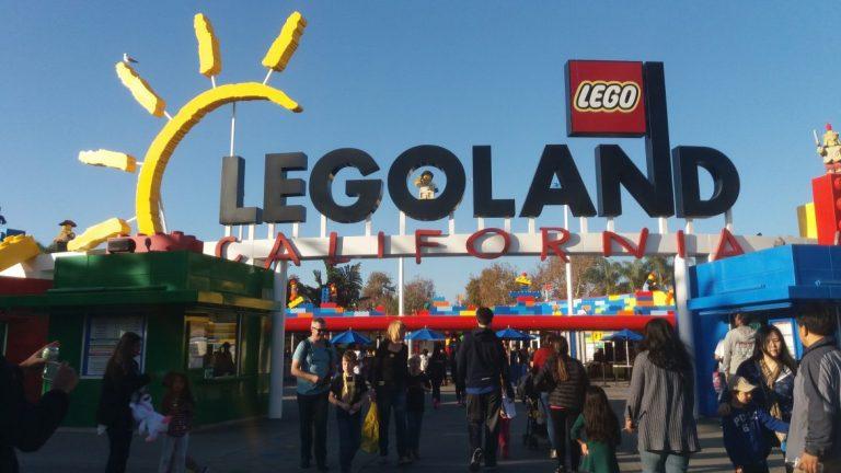 kalifornia legoland kokemuksia