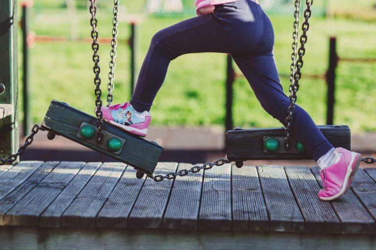 Lasten liikuntasuositukset
