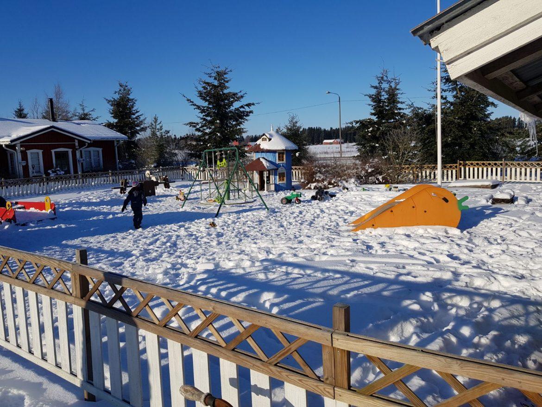luminen talvi