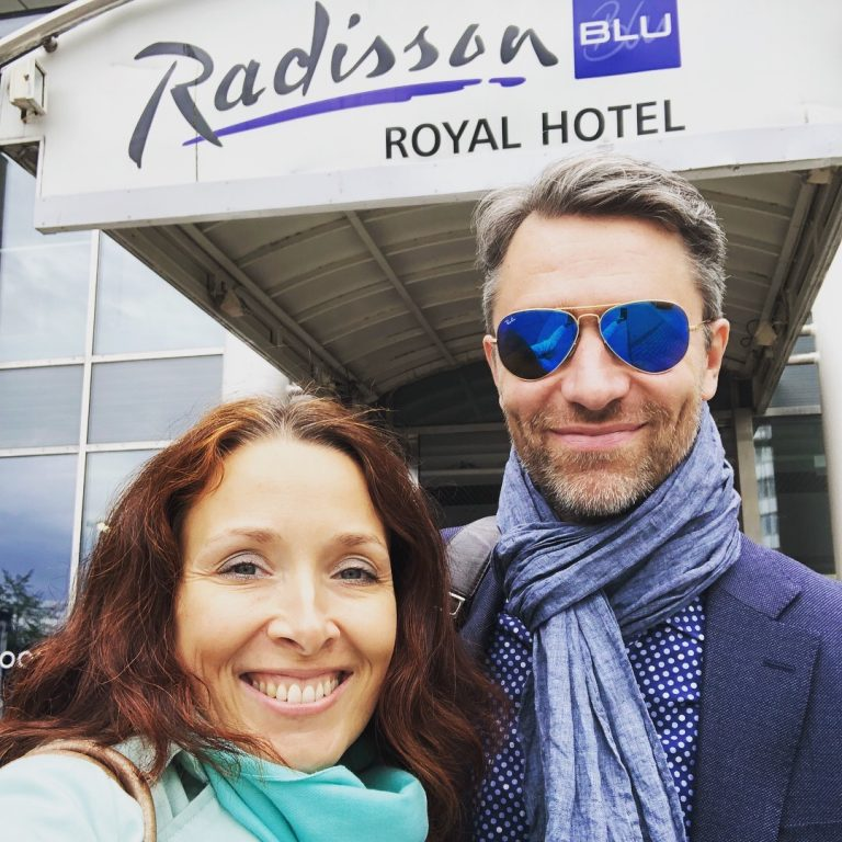radisson blu royal kokemuksia
