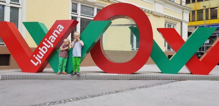 Ljubljana kokemuksia