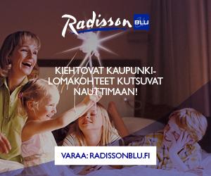 Mainostaja - Radisson