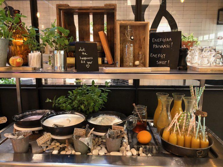 Radisson Blu Seaside kokemuksia super breakfast