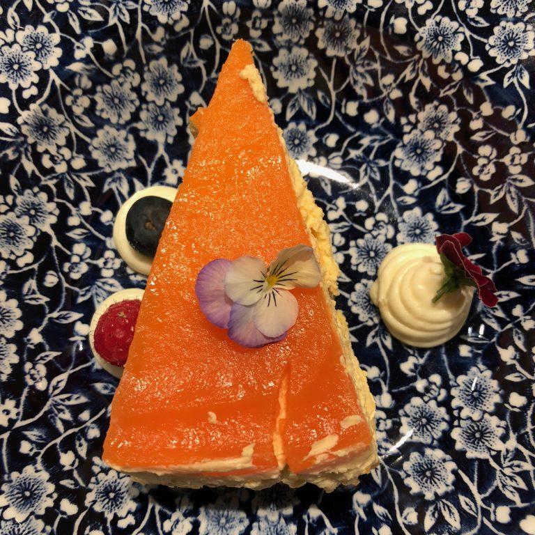 bistro gimis porkkanakakku