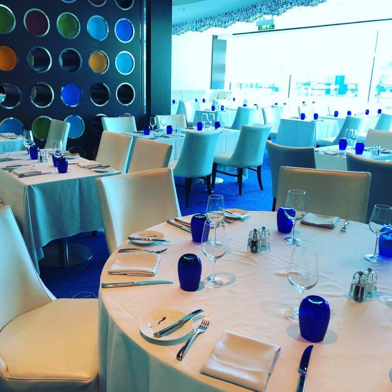 celebrity silhouette blu ravintola