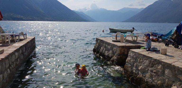 Montenegro kokemuksia