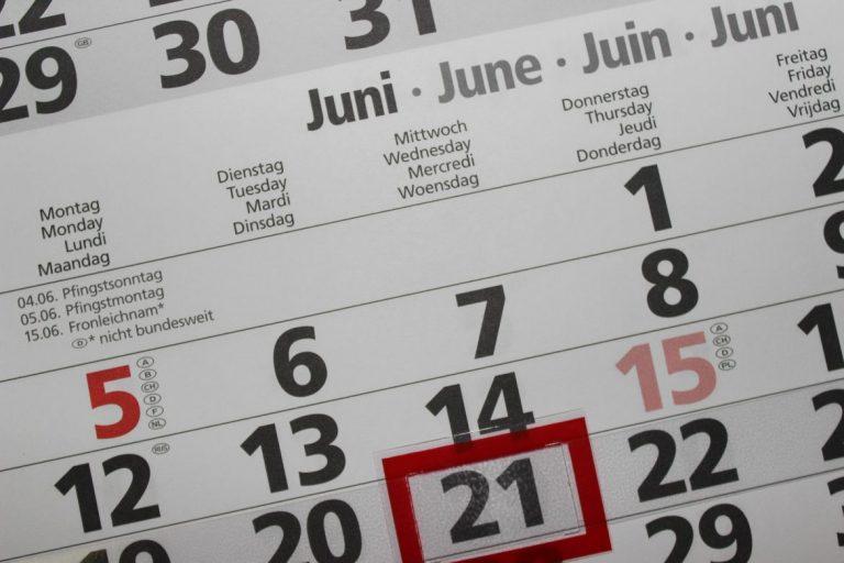 uudet nimet kalenteriin 2020