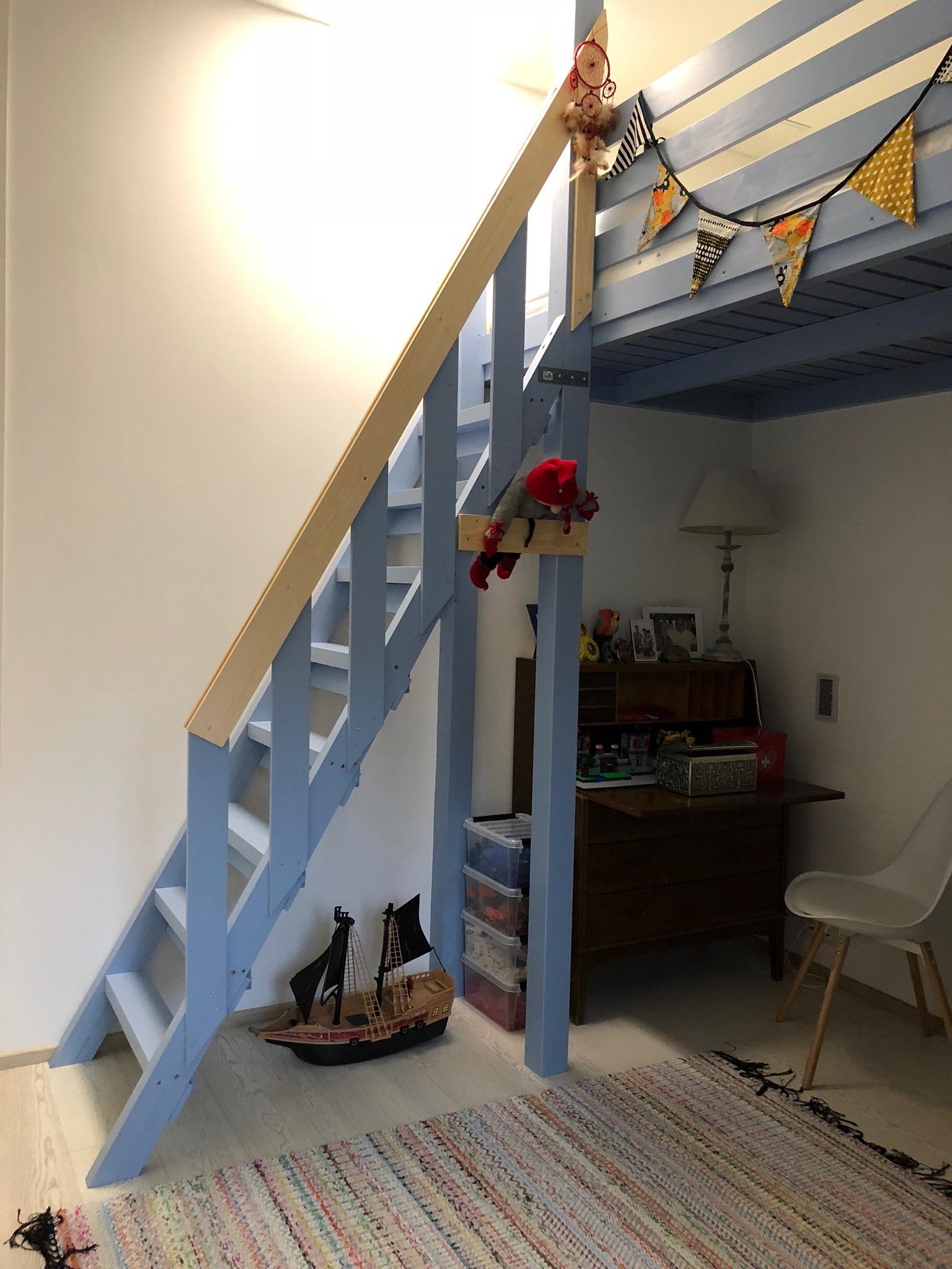 lastenhuoneen parvi