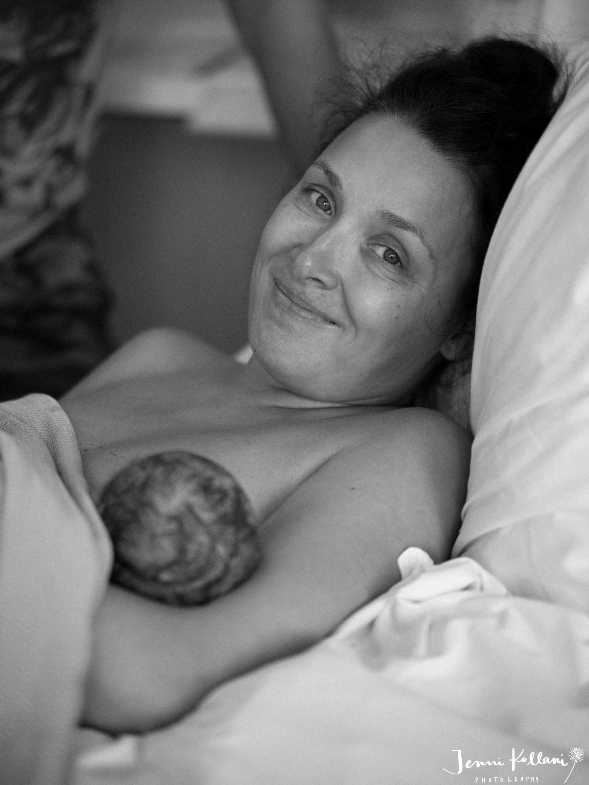 synnyttaja synnytyskertomus