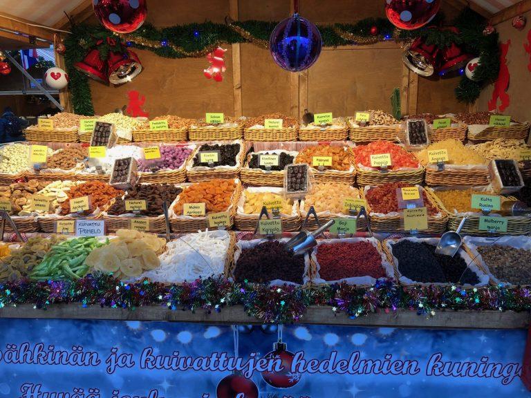 kampin joulumarkkinat