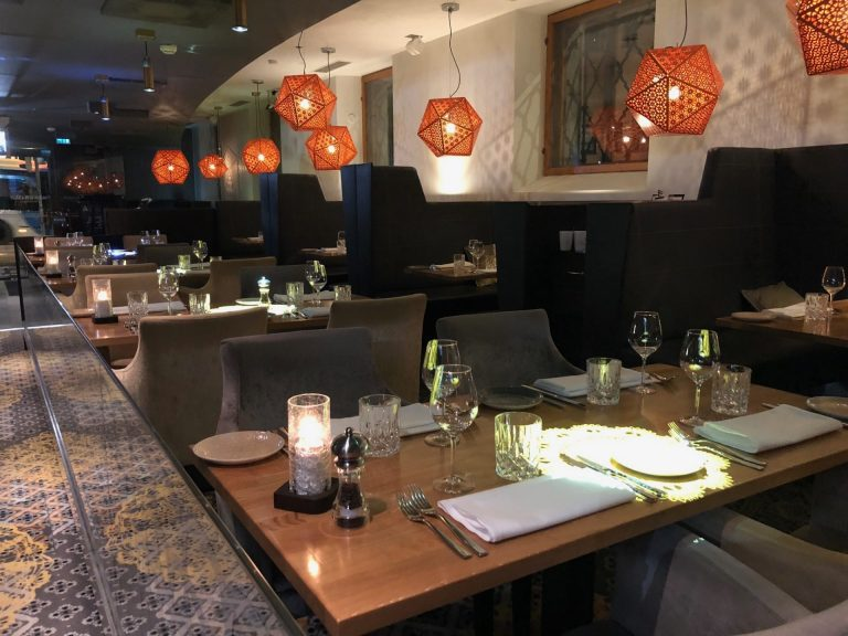 radisson blu plaza ravintola