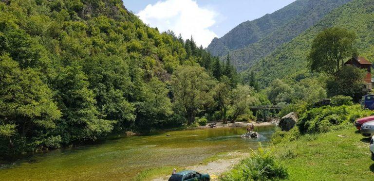 Makedonia kokemuksia