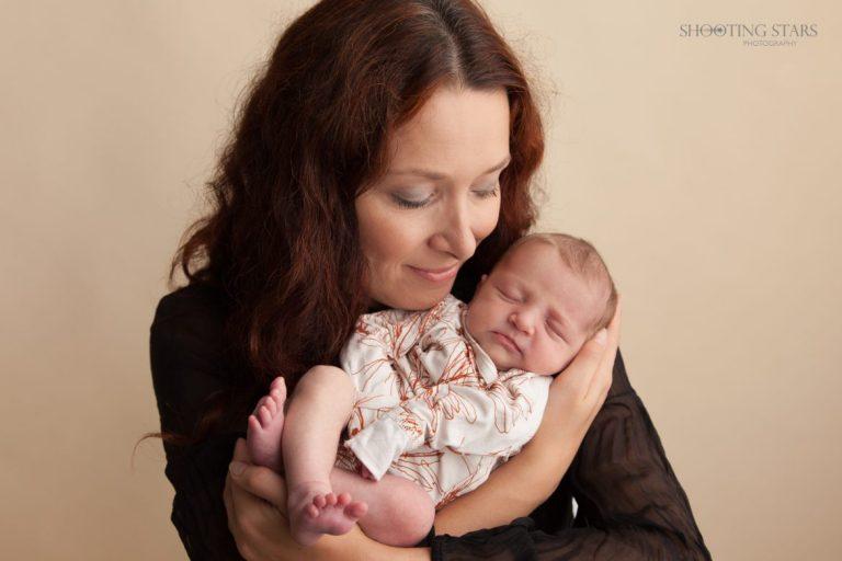 aiti ja vauva