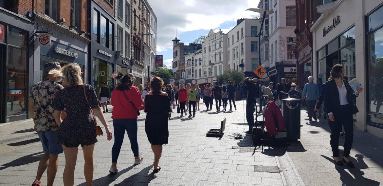 Dublin kokemuksia
