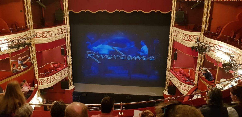 Dublin riverdance
