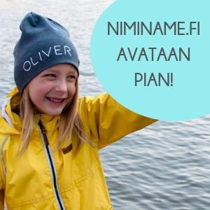 Niminame.fi - Avataan pian