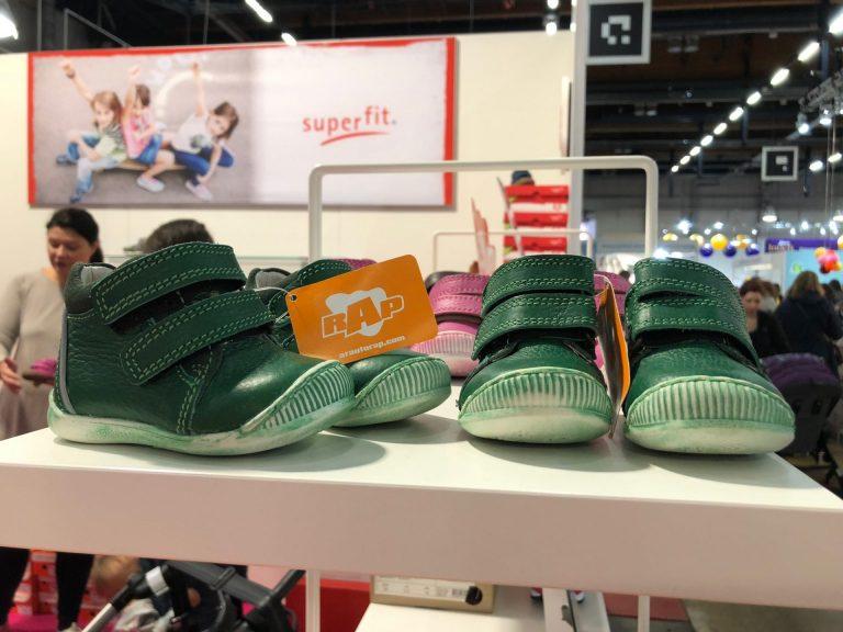 kengat vauvalle