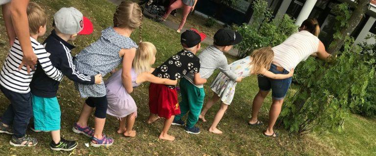 liikuntaleikkeja lapsille