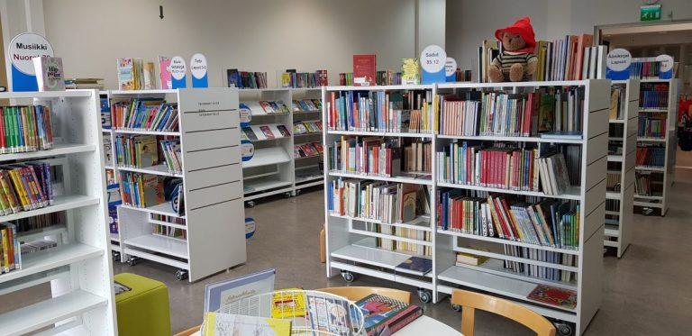 hämeenlinnan kirjasto