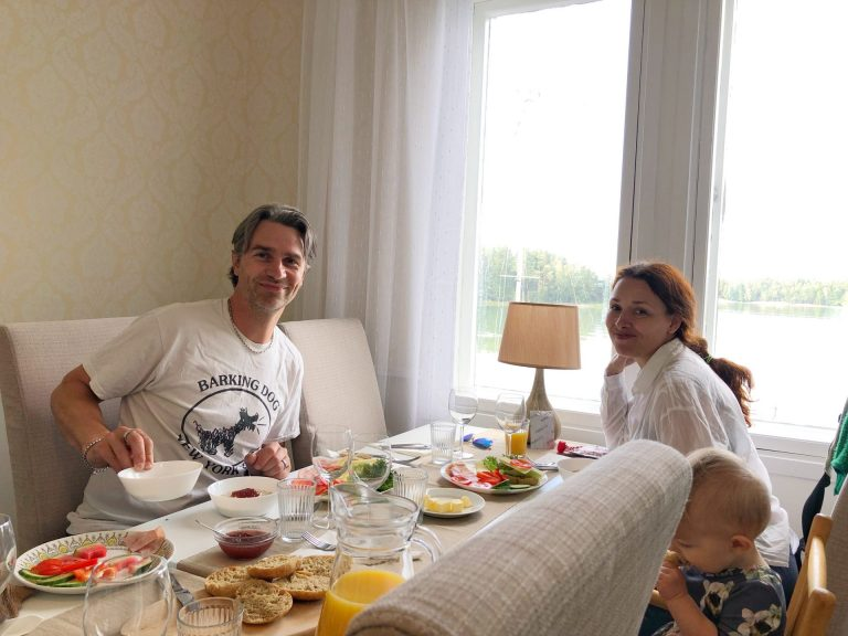 hotelli ja ravintola sandvik aamiainen