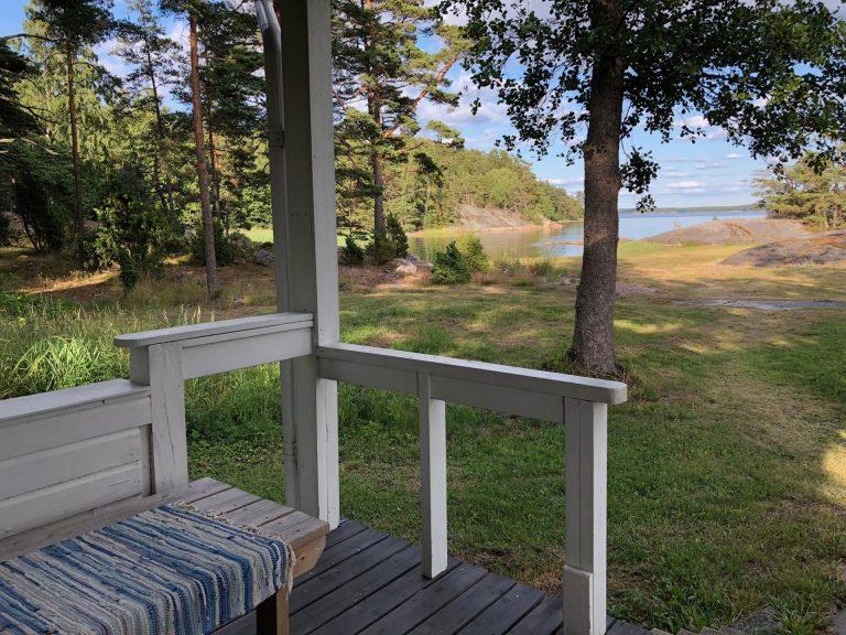 pensar vierasvenesatama sauna