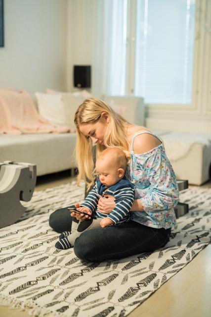 kidday vauvakirja netissa