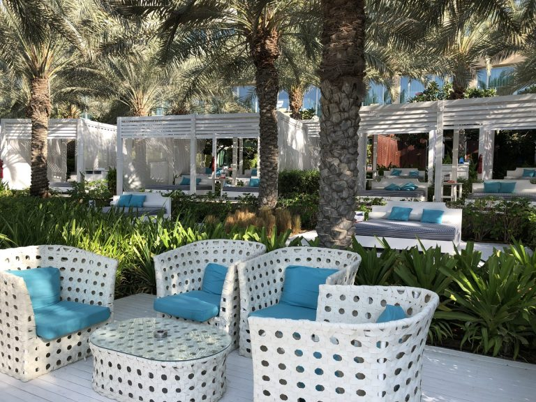 dubai rixos the palm hotelli